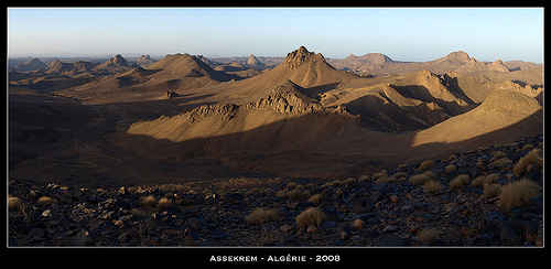 Assekrem - Hoggar Mountains